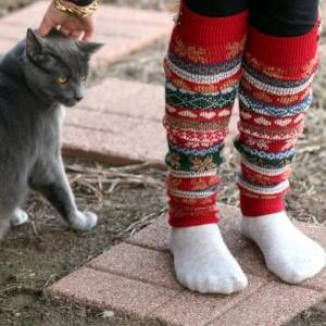 Limited Time Sale Women's Legwarmer..