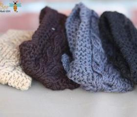 Knitted Headband - B..