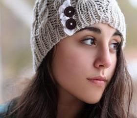 Beanie Hat- , Light ..